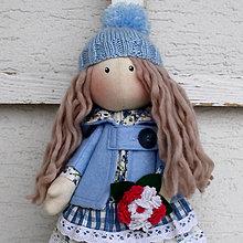 Hračky - Bábika Lola (modrá) - 6208145_