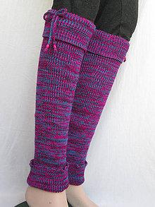Obuv - Návlek na nohy -  barevné II - 6211724_