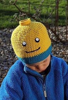 Čiapky - Ciapka Lego - 6212858_