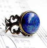 Bronze Romantic Lapis Lazuli