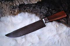 Nože - Damaškový kuchyňák - 6213720_