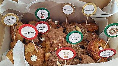 Papiernictvo - Vianočné špáratká - 6212483_