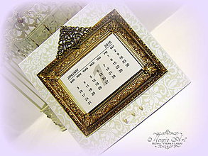 Papiernictvo - Elegancia na celý rok - 6215194_