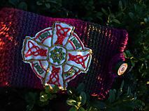 Na mobil - Keltský kríž, obal na mobil - 6216929_
