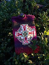 Na mobil - Keltský kríž, obal na mobil - 6216931_