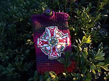 Na mobil - Keltský kríž, obal na mobil - 6216932_