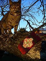 Na mobil - Keltský kríž, obal na mobil - 6216933_