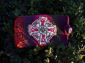 Na mobil - Keltský kríž, obal na mobil - 6216930_