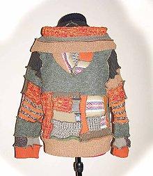 Kabáty - LEL teplohrej bundičkový - 6219509_