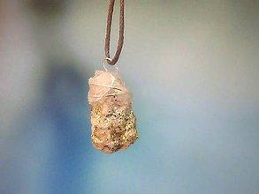 Náhrdelníky - pure_3 náhrdelník - 6218774_