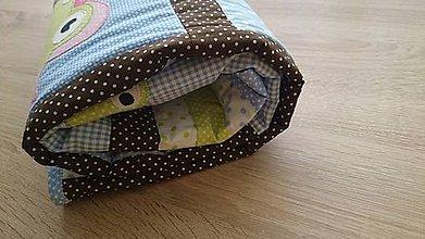 """Textil - Deka,prikrývka..""""žabka"""" :) - 6221509_"""