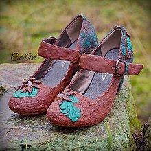Obuv - Elfské - dámske topánky - 6220621_
