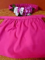 Bábiky - Šaty pre Nelu - 6221104_