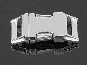 Galantéria - zapínanie trojzubec 20 mm - 6223048_