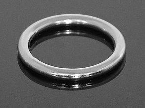 Galantéria - sedlársky krúžok 20 mm - 6223078_