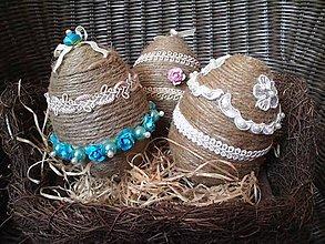 Dekorácie - Vajíčka - 6223800_