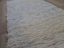 Úžitkový textil - Hnedá variácia 138x74cm - 6222892_