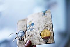 - Retro balónové zápisníky - 6229407_