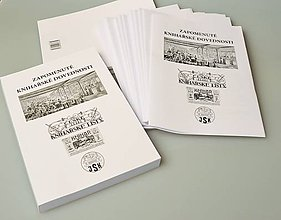 Návody a literatúra - Kniha Zapomenuté knihařské dovednosti - 6228998_