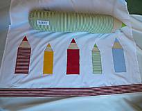Úžitkový textil - Závesy s ceruzkami - 6229833_