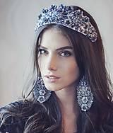 Náušnice - Náušnice nr.5 - kolekcia Miss Slovensko 2015 by Hogo Fogo - 6228764_