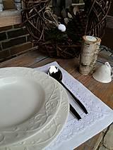 Úžitkový textil - Prestieranie Pure Beauty biele - 6228017_