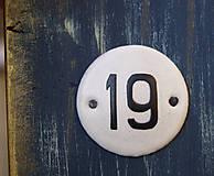 Dekorácie - Dom číslo 19 - 6231912_