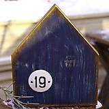 Dekorácie - Dom číslo 19 - 6232043_