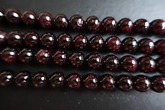 Minerály - Granát A 10mm - 6235679_