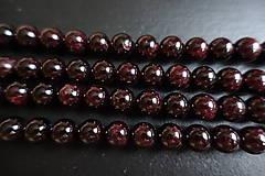 Minerály - Granát A 10mm - 6235681_