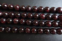 Minerály - Granát A 10mm - 6235689_