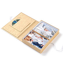 Krabičky - Photo Box Wedding Sissi 13x18cm/200 foto - 6237893_