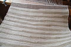- Tkaný hnedý koberec 2 - 6236950_