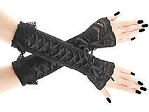 Spoločenské dámské rukavice 0345