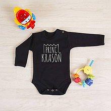 Detské oblečenie - Princ Krasoň - 6240611_