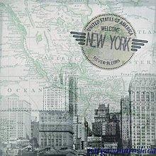 Papier - servítka New York - 6240789_