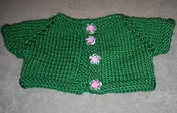 Bábiky - Šaty na ramienka, klobúk, svetrík - 6240781_