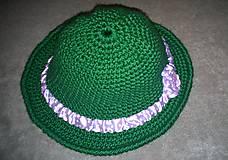 Bábiky - Šaty na ramienka, klobúk, svetrík - 6240782_