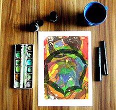 Obrazy - Vo farbách V - 6245165_