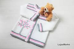 Detské oblečenie - VÝPREDAJ-Zakvitnutá sakura - ihneď k odberu veľ.110-116-ZĽAVA - 6243439_