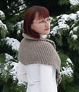 Iné oblečenie - Teplučký náramenník - AKCIA 30 - 6246358_