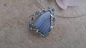 Náhrdelníky - ..ANDRea... náhrdelník - 6245585_