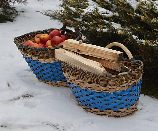Pletený košík   CATrin - SAShE.sk - Handmade Košíky 6ffb74b9c0