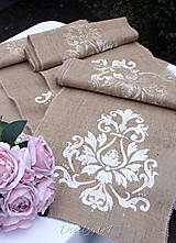 Úžitkový textil - Štóla de Brocart - 6250979_