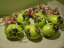 Dekorácie - Veľkonočné vajíčka - 6251290_