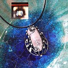 Sady šperkov - Odilone - Křišťál + Náušnice ZDARMA... - 6249480_