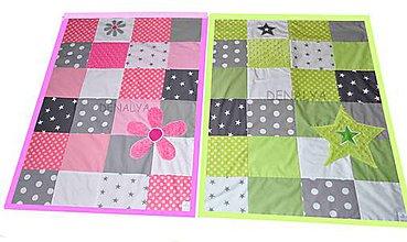 Úžitkový textil - Prehozy STAR 120x205 v ľubobolnej kombinácií - 6255525_