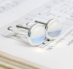 Šperky - Opalite (manžetové gombíky) - 6252844_