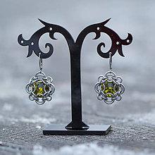 Sady šperkov - Elisabeth souprava - olivine - 6252609_
