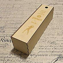 Krabičky - Krabička na víno - 6255577_